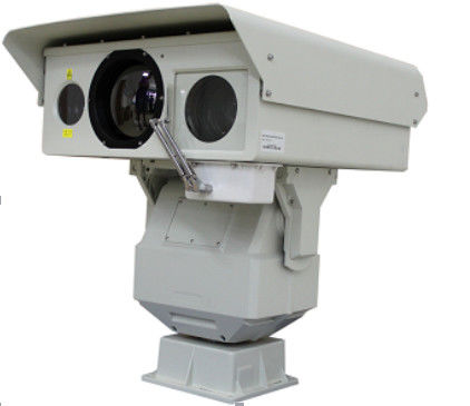 50mK 10W CMOS Thermal Surveillance System IP66 For 10km Border Security